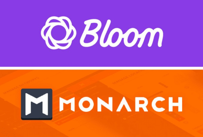 Top 5 features of Monarch and Bloom