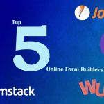Top 5 Online Form Builders that Rule 2018
